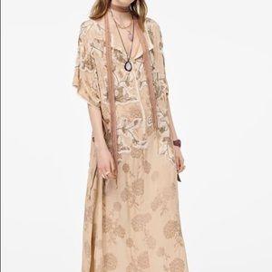 Zara Limited Edition Jacquard Dress TRF